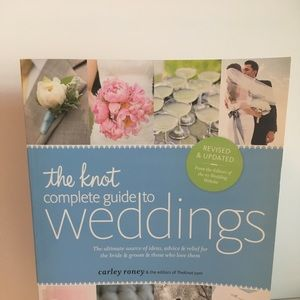 Other - The Knot Complete Guide to Weddings Book
